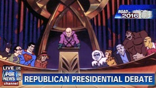 Meanwhile, at the Legion of Doom...