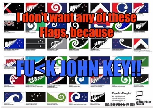 No New NZ Flag!