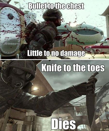 All Video Games Ever Logic