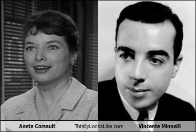 Aneta Corsault  Totally Looks Like Vincente Minnelli