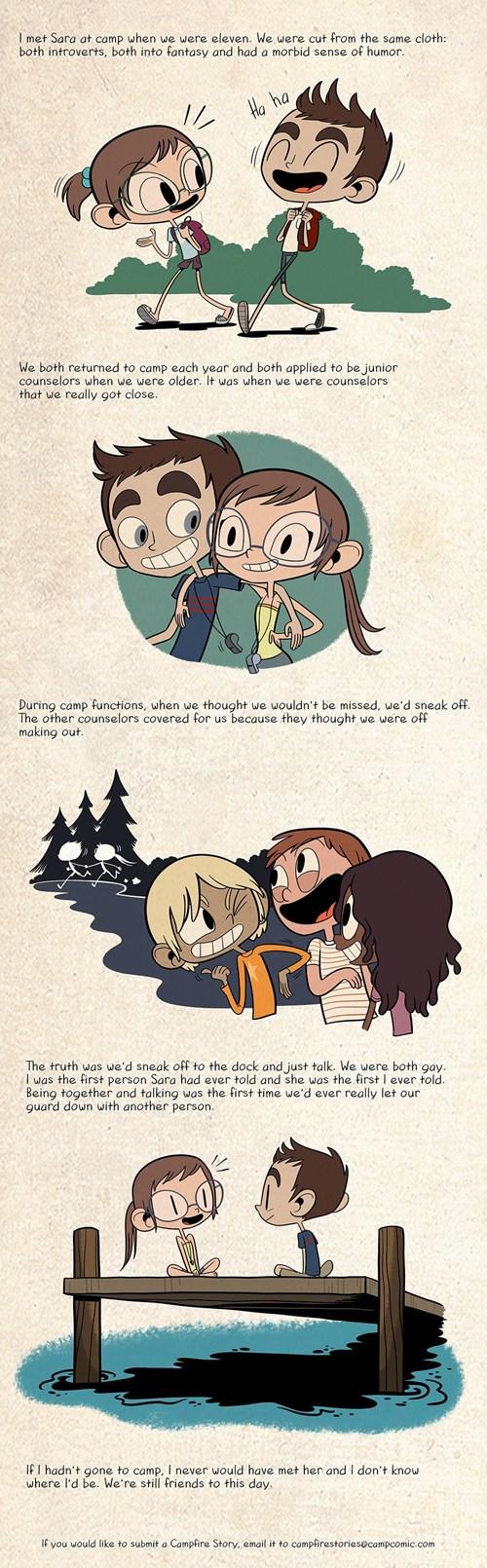 Campfire Story