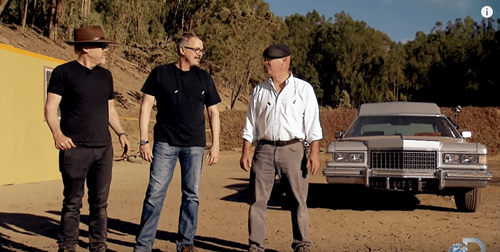 Heisenberg of the Day: MythBusters Recreate Walter White's Bloody Finale, Proving It Would Work
