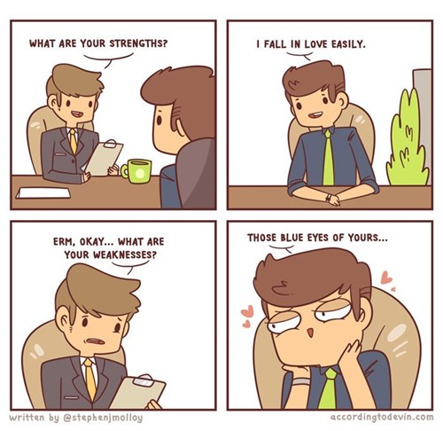 The Toughest Job Interview Question