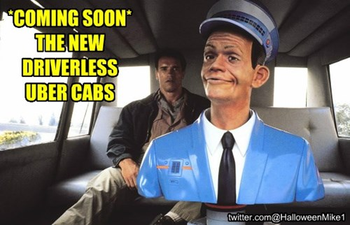 New Uber Driverless Cabs
