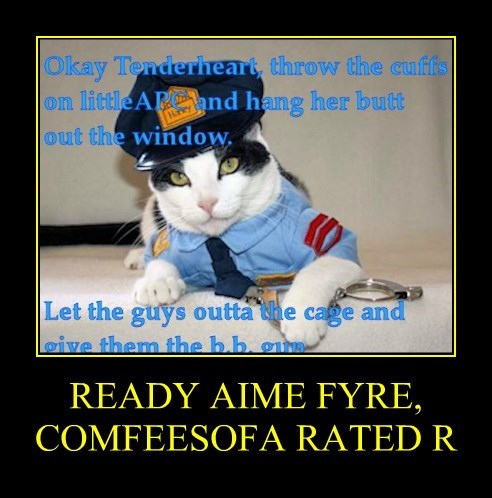 READY AIME FYRE, COMFEESOFA RATED R
