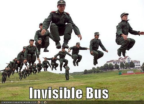 Invisible Bus