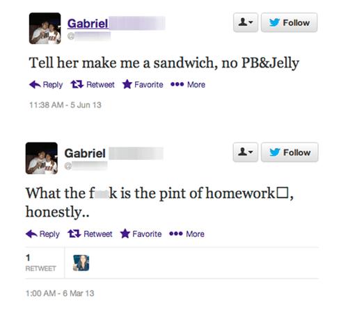 Make Me a Sandwich, B***h!