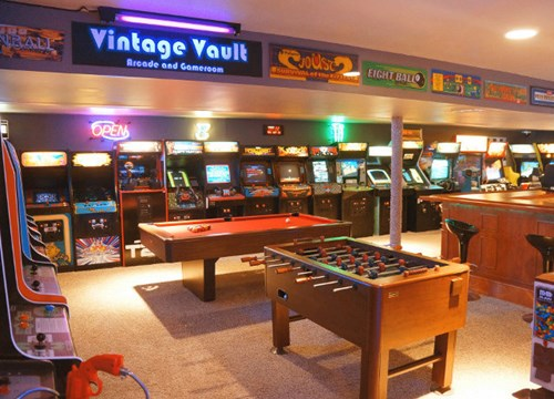 This Basement Arcade is the Best Father-Son Project Ever