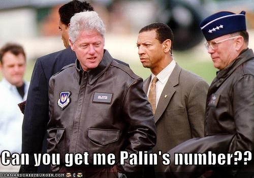 Can you get me Palin's number??