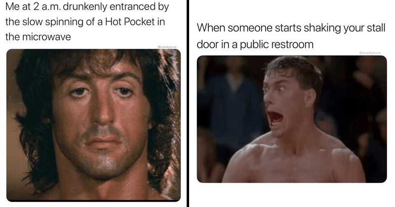 44 Action Hero Memes That Are Brimming With Testosterone