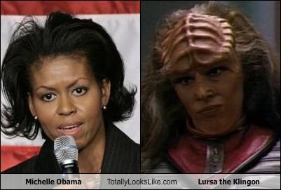 Image result for michelle klingon