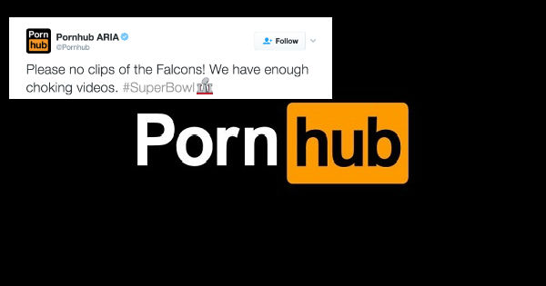 po r nh ub Apr 2017  It's pretty surprising that Pornhub came up with this, but hey, they're nothing if not  innovative.
