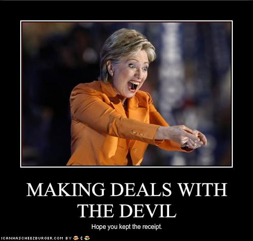 Making Deals With The Devil Cheezburger Funny Memes Funny Pictures