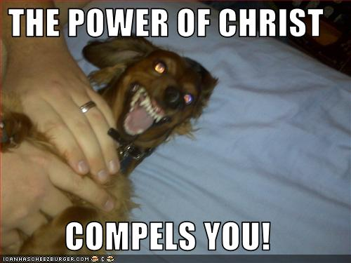THE POWER OF CHRIST CO...
