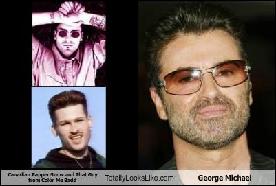 Canadian Rapper Snow and That Guy from Color Me Badd ...