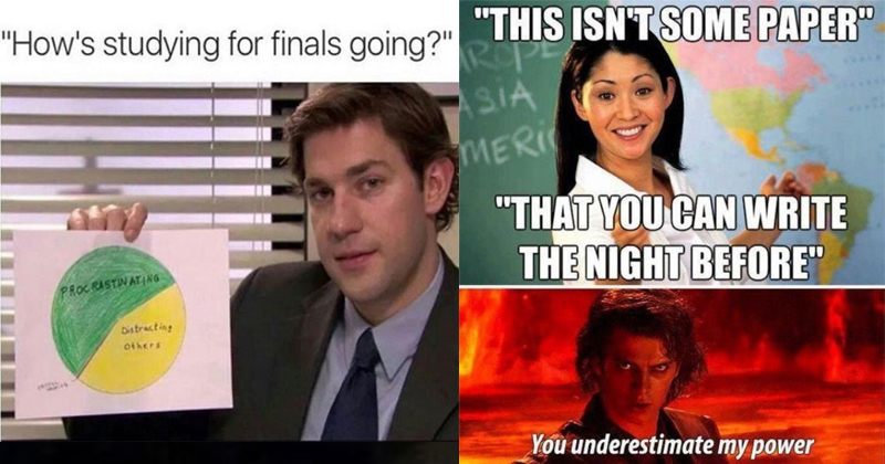 24 Funny Memes College Students Will Relate To Memebase Funny Memes