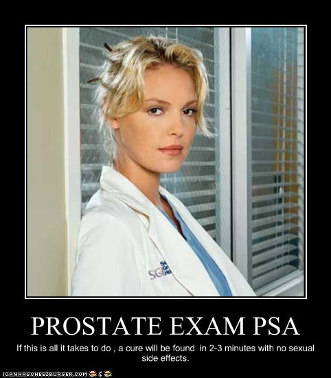 Prostate Exam Psa Cheezburger Funny Memes Funny Pictures
