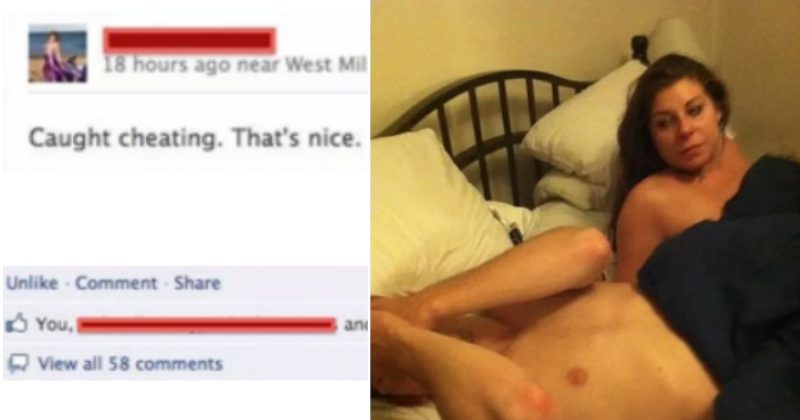 15 Morons Who Were Caught Cheating on Facebook - FAIL Blog
