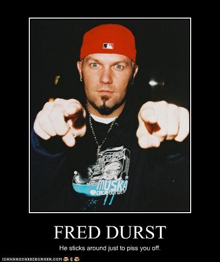Fred Durst Cheezburger Funny Memes Funny Pictures