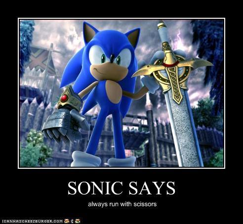 Sonic Says Original