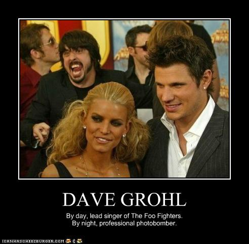 dave grohl pop culture funny celebrity pictures