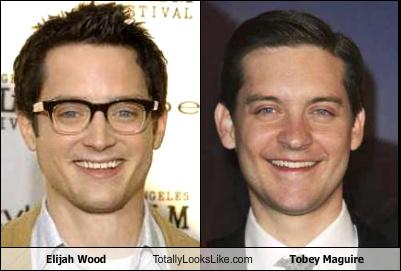 Elijah Wood Totally Looks Like Tobey Maguire - Totally ...
