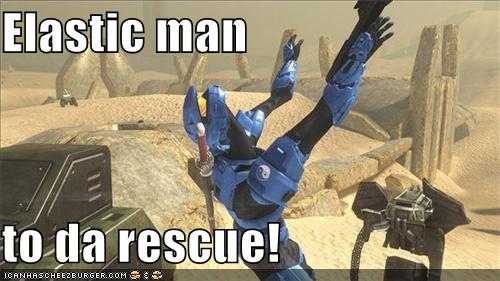 Elastic Man To Da Rescue Cheezburger Funny Memes Funny Pictures