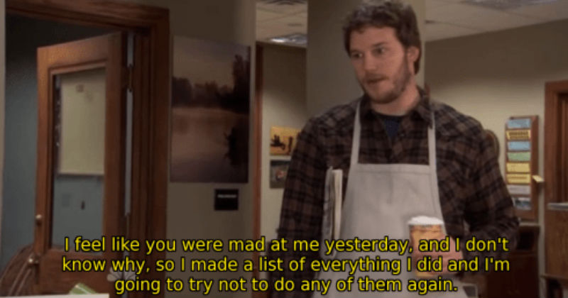 25 Times Andy Dwyer Was A Lovable Manchild On Parks And ...