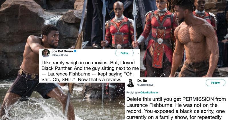 Funny Meme Black Panther : Black feminist gets destroyed after complaining about film critic's
