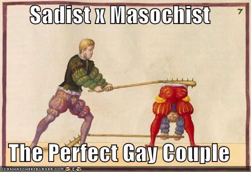 gay sadist