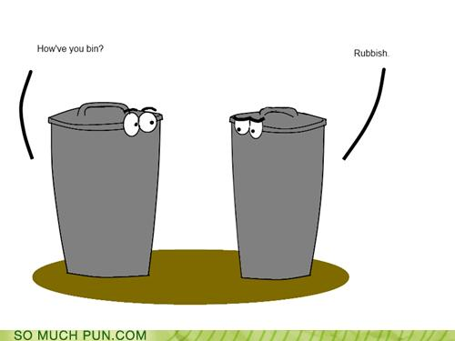 Puns Garbage Can Funny Puns Pun Pictures Cheezburger
