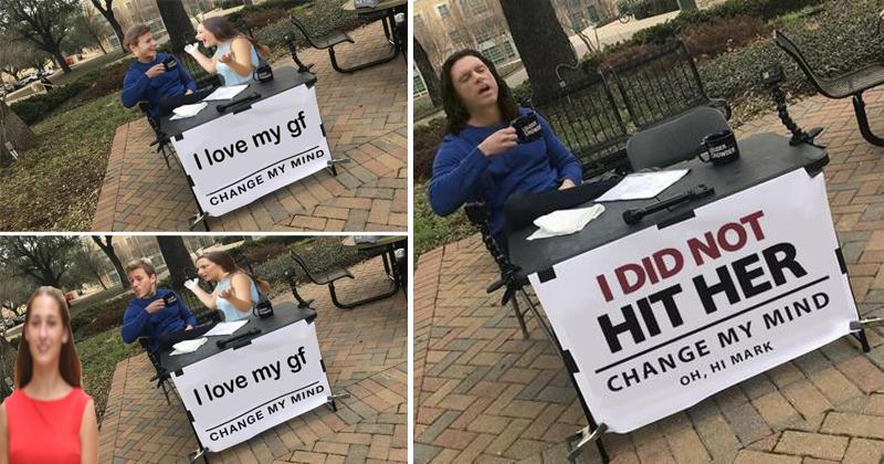 change my mind original meme