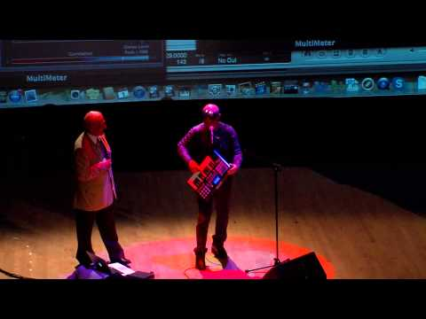 Buzz Aldrin And Thomas Dolby Perform She Blinded Me With Science