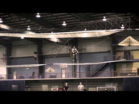 This Human-Powered Helicopter Scored its Engineers $250,000!
