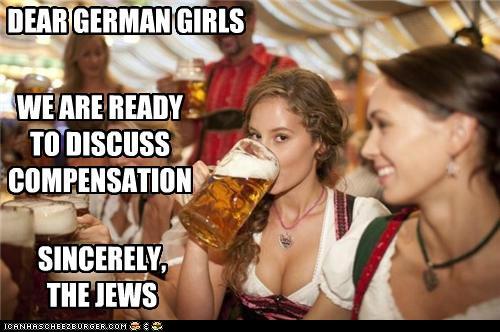 German Girl Meme