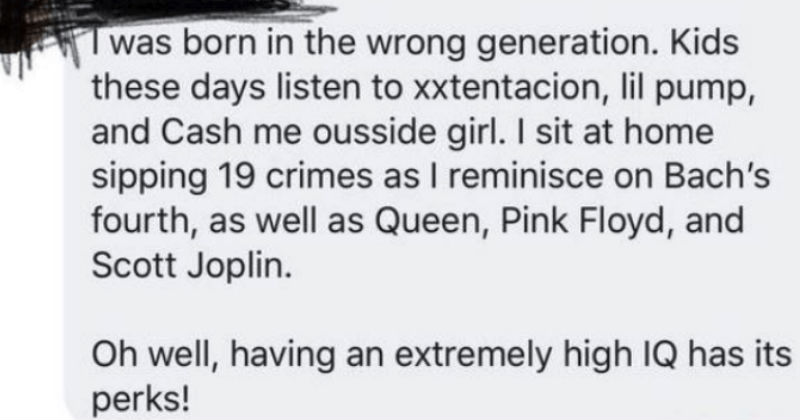 facebook commenter who hates preferences