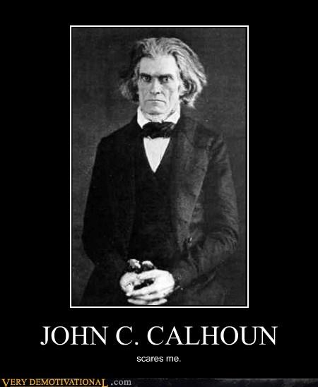john c calhoun and the issue of slavery