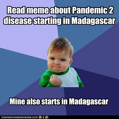 pandemic 2 how to get madagascar