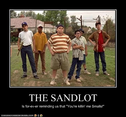 the sandlot cheezburger funny memes funny pictures