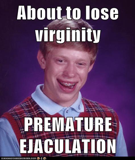 Messages consider, premature ejaculation demotivational