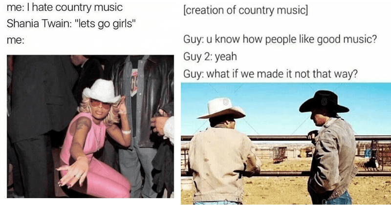 15 Country Music Memes For The Lovers & The Haters