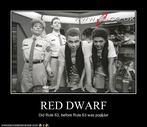 Red Dwarf Cheezburger Funny Memes Funny Pictures