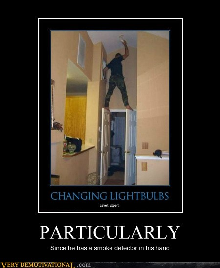 Very Demotivational Smoke Detector Very Demotivational Posters Start Your Day Wrong Demotivational Posters Very Demotivational Funny Pictures Funny Posters Funny Meme Cheezburger