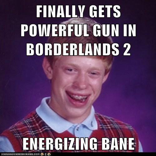 FINALLY GETS POWERFUL GUN IN BORDERLANDS 2 ENERGIZING BANE