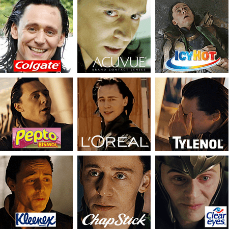 Loki Brands - Pop Culture - funny celebrity pictures