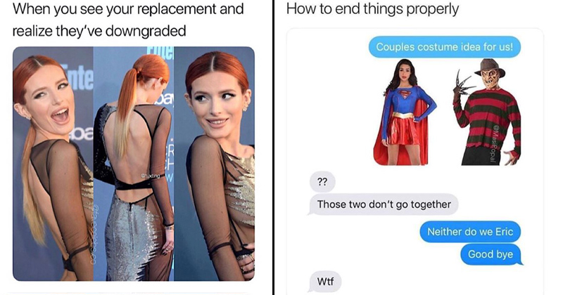 17 Amusing Breakup Memes That Ll Help You Wallow In Your Salt Mine