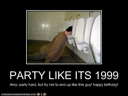 PARTY LIKE ITS 1999 - ...