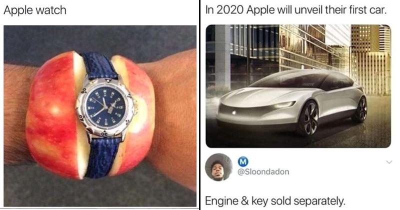 15 Apple Memes For All The Ihaters Memebase Funny Memes
