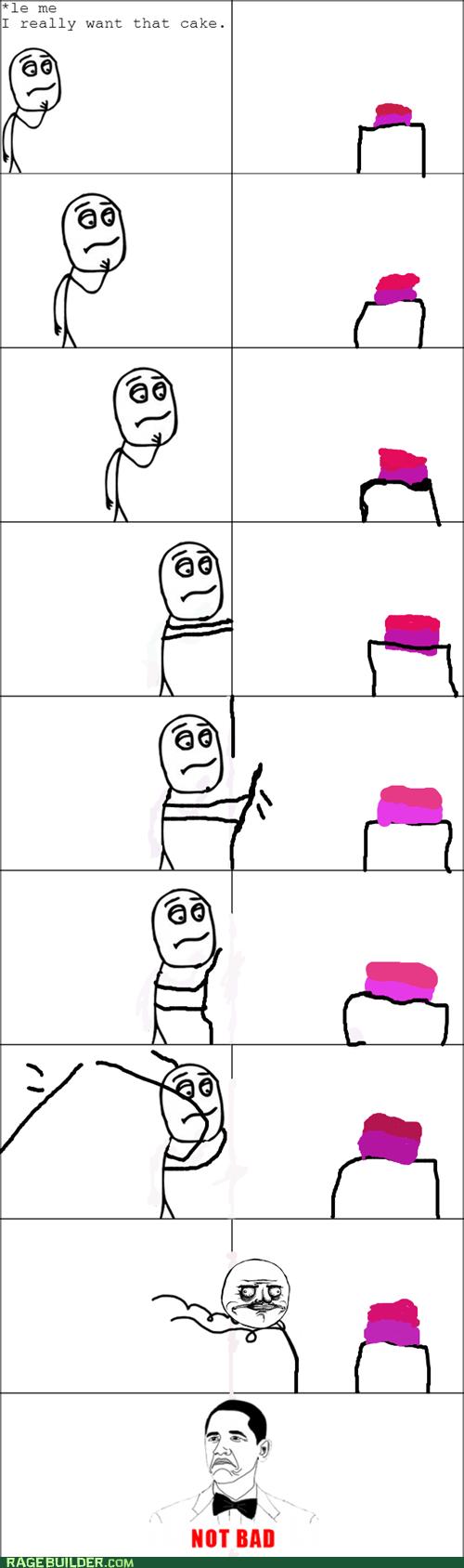 Memes cake!!