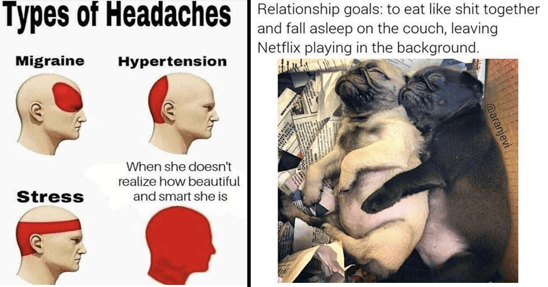 19 Silly Dating Memes To Send To Your Crush Memebase